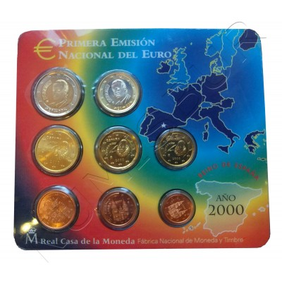 Euroset ESPAÑA 2000 - S/C
