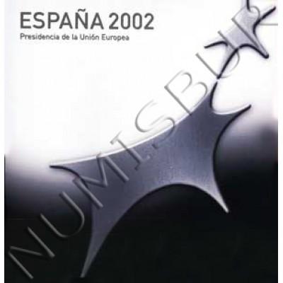 12€ ESPAÑA 2002 - Presidencia de la EU