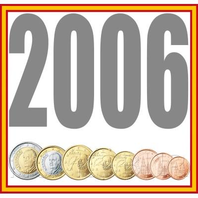 Tira ESPAÑA 2006 - 8 valores