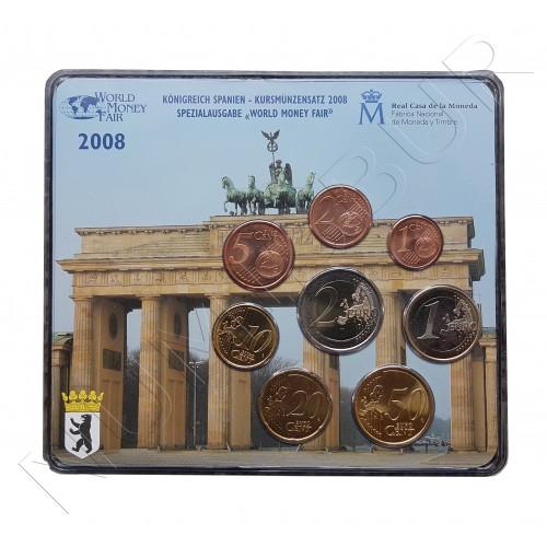 Euroset ESPAÑA 2008 - World Money Fair '08