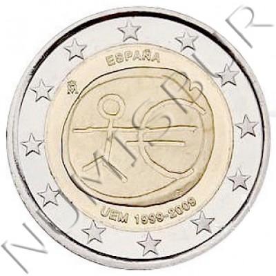 2€ ESPAÑA 2009 - EMU (ERROR)