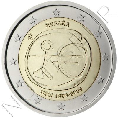 2€ ESPAÑA 2009 - EMU
