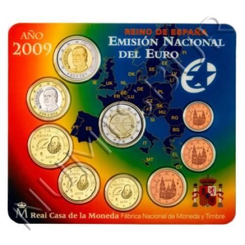 Euroset ESPAÑA 2009 - EMU FNMT