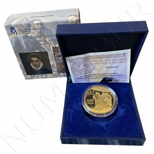 400€ SPAIN 2011 - El Greco