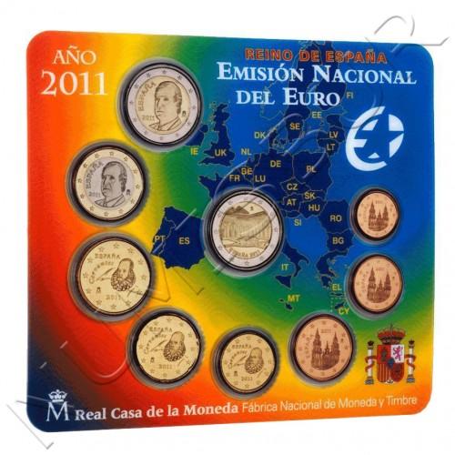Euroset ESPAÑA 2011 - Alhambra de Granada FNMT
