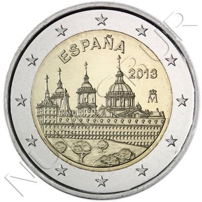 2€ ESPAÑA 2013 - Escorial