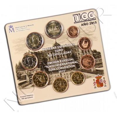 Euroset ESPAÑA 2013 - Tokyo International Coin Convention