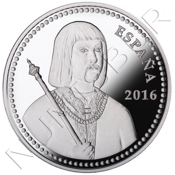 10€ ESPAÑA 2016 - V Centenario muerte Fernando de Aragon