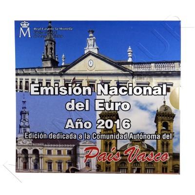 Euroset ESPAÑA 2016 - Pais Vasco
