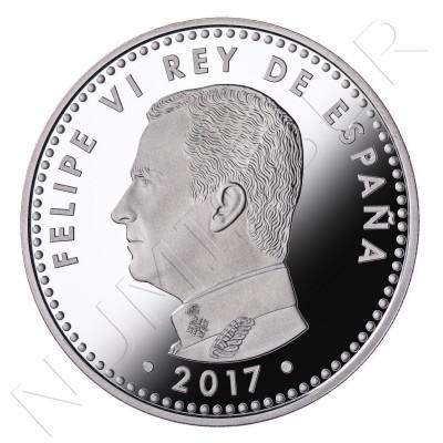 10€ ESPAÑA 2017 - Copa Mundial de la FIFA Rusia 2018