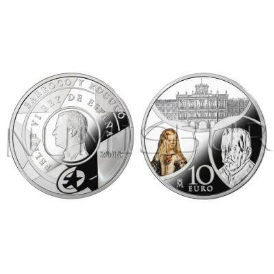 10€ ESPAÑA 2018 - Barroco y rococo