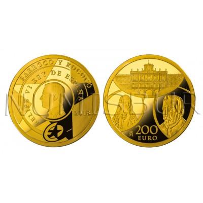 200€ ESPAÑA 2018 - Barroco y rococo