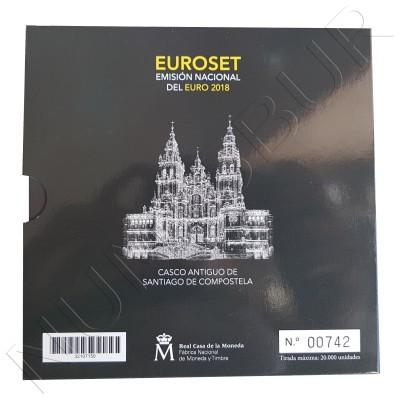 Euroset ESPAÑA 2018 - 50 aniversario de S.M. Felipe VI