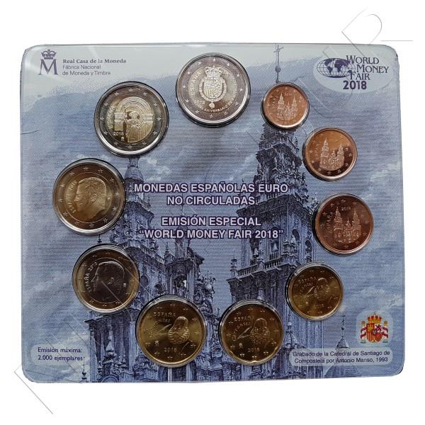 Euroset ESPAÑA 2018 - World Money Fair '18