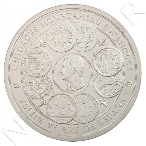 300€ SPAIN 2019 - Spanish monetary units
