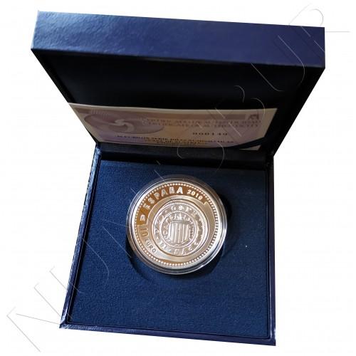 10€ ESPAÑA 2019 - IX Serie Joyas numismaticas Casa Austria