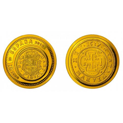 20€ ESPAÑA 2019 - IX Serie Joyas numismaticas Casa Austria