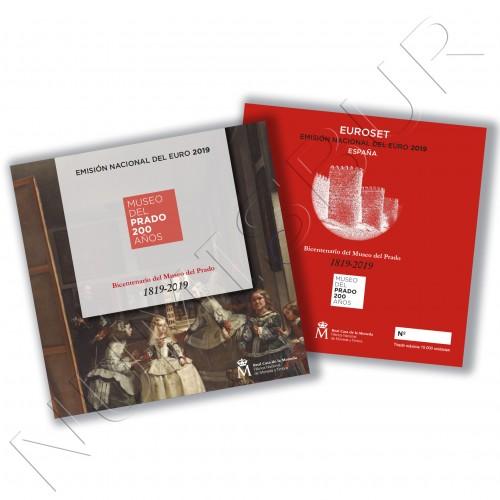 Euroset ESPAÑA 2019 - Museo del Prado 200 años
