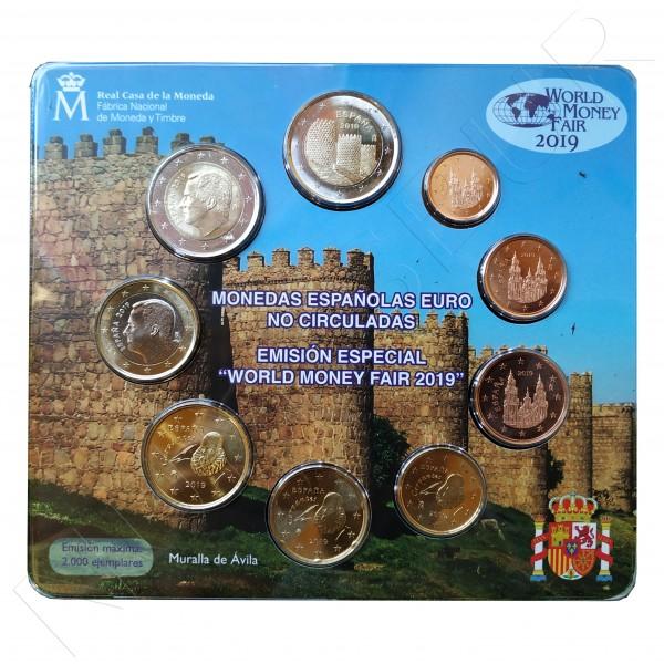 Euroset ESPAÑA 2019 - World Money Fair '19