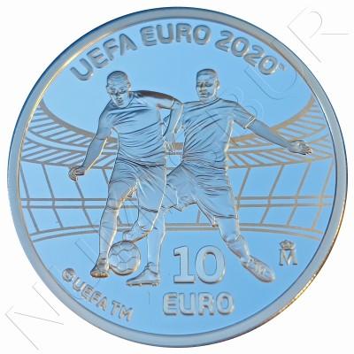 10€ SPAIN 2020 - EUFA 2020
