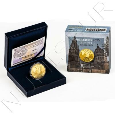 200€ SPAIN 2020 - Gothic