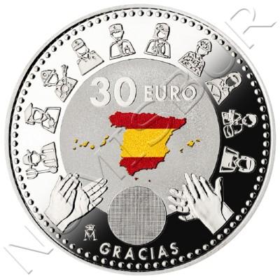 30€ SPAIN 2020 - GRACIAS COVID-19