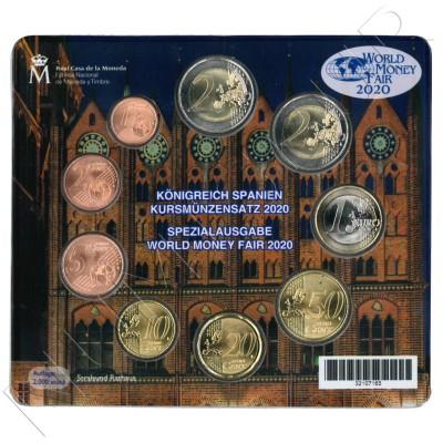 Euroset ESPAÑA 2020 - World Money Fair '20