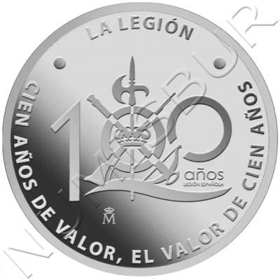 SPAIN 2020 - Medal LEGION FNMT
