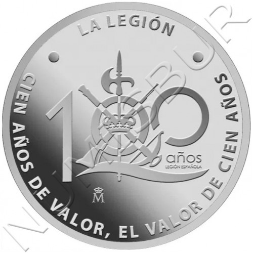 SPAIN 2020 - Medal LEGION FNMT