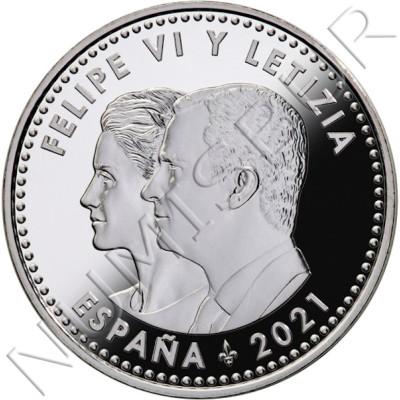 30€ SPAIN 2021 - AÑO XACOBEO (PREORDER)