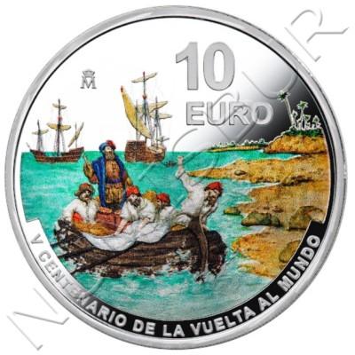 10€ SPAIN 2021 - V Centennial of the Spanish Legion