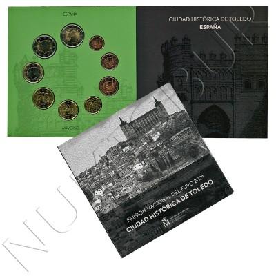 Euroset SPAIN 2021 - Historic city of Toledo