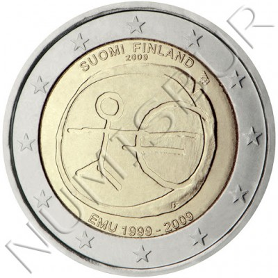 2€ FINLAND 2009 - EMU