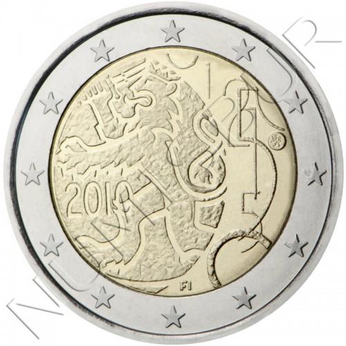 2€ FINLAND 2010 - Decree of 1860