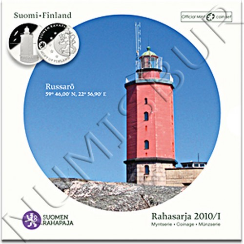 Euroset FINLAND 2010 - BU