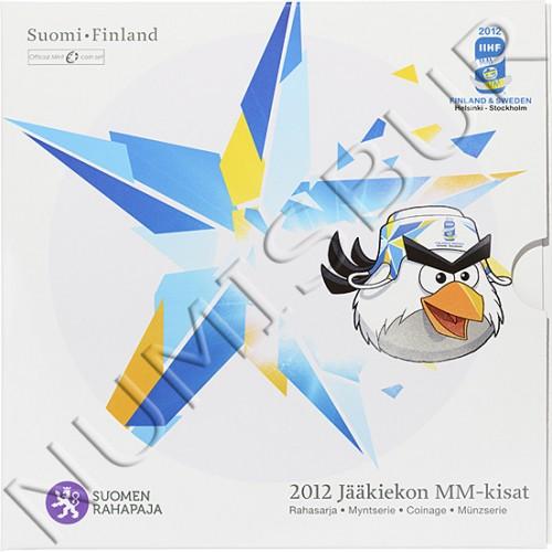 Euroset FINLAND 2012 - BU