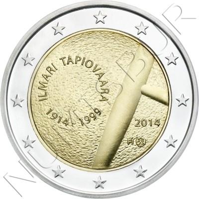 2€ FINLAND 2014 - Ilmari Tapiovaara