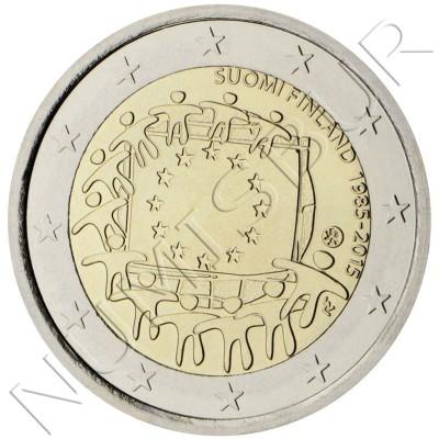 2€ FINLANDIA 2015 - XXX aniv. de la bandera Europa