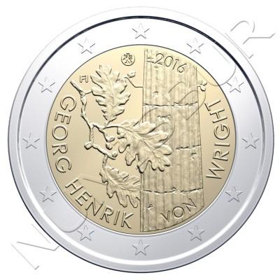 2€ FINLANDIA 2016 - Georg Henrik Wright