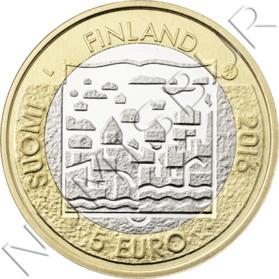 5€ FINLANDIA 2016 - Kyösti Kallio