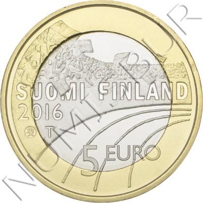 5€ FINLANDIA 2016 - Atletismo