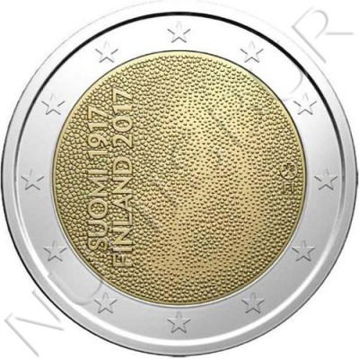 2€ FINLAND 2017 - Independence