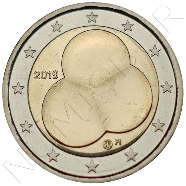 2€ FINLAND 2019 - Constitution 1919