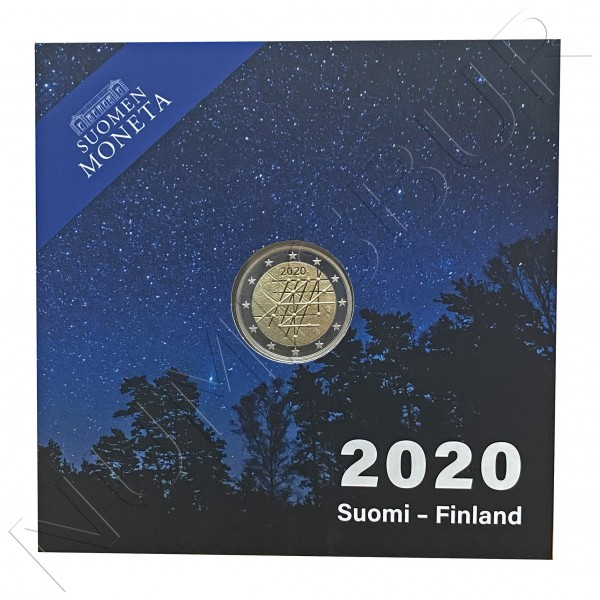 2€ FINLAND 2020 - University of Turku (PROOF)