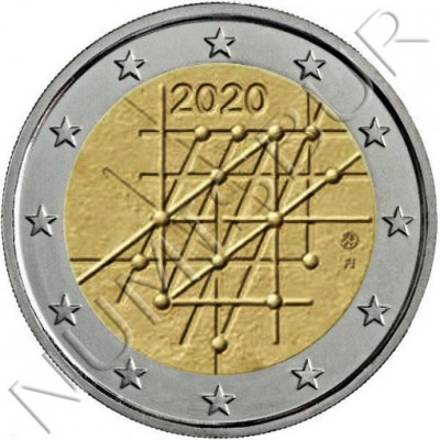 2€ FINLAND 2020 - University of Turku