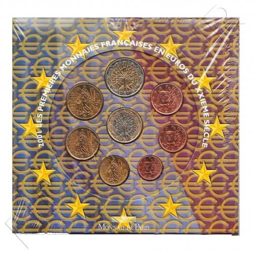 Euroset FRANCE 2001