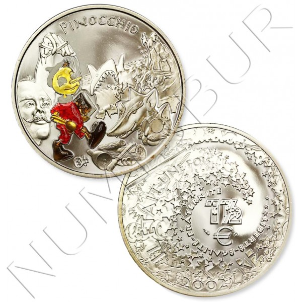 1,5€ FRANCIA 2002 - Pinocchio