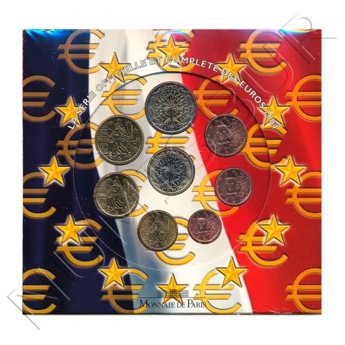 Euroset FRANCIA 2004 - BU