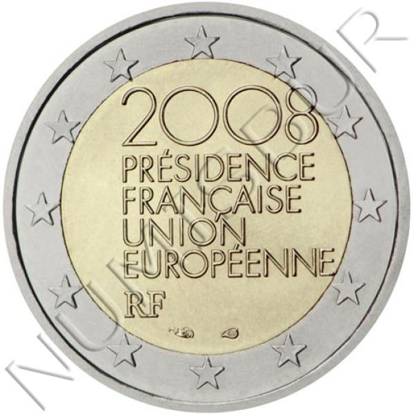 2€ FRANCE 2008 - Presidency of the EU