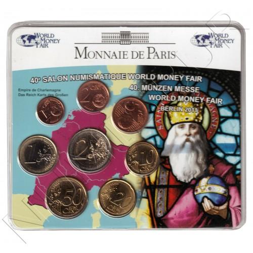 Euroset FRANCE 2011 - World Money Fair '11